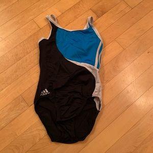 Adidas gymnastics leotard women's XS